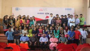 Inauguration : IEEE EMBS Kerala Chapter in Model Engineering College